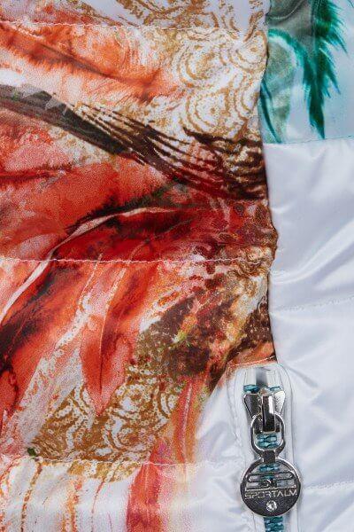 Женская куртка Exotic с мехом - фото 3