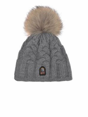 Женская шапка CABLE HAT - фото 7