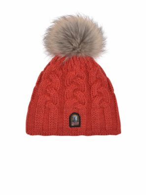 Женская шапка CABLE HAT - фото 5