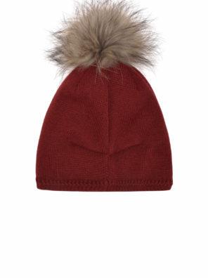 Женская шапка PLAIN HAT - фото 28