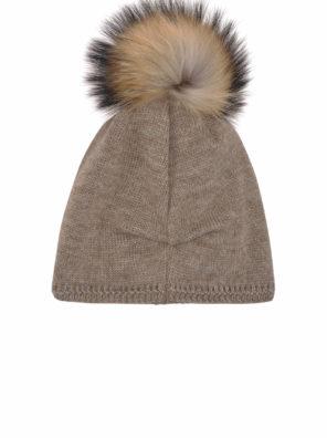 Женская шапка PLAIN HAT - фото 24