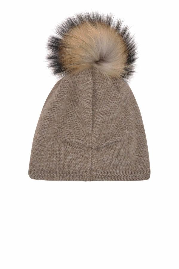 Женская шапка PLAIN HAT - фото 2