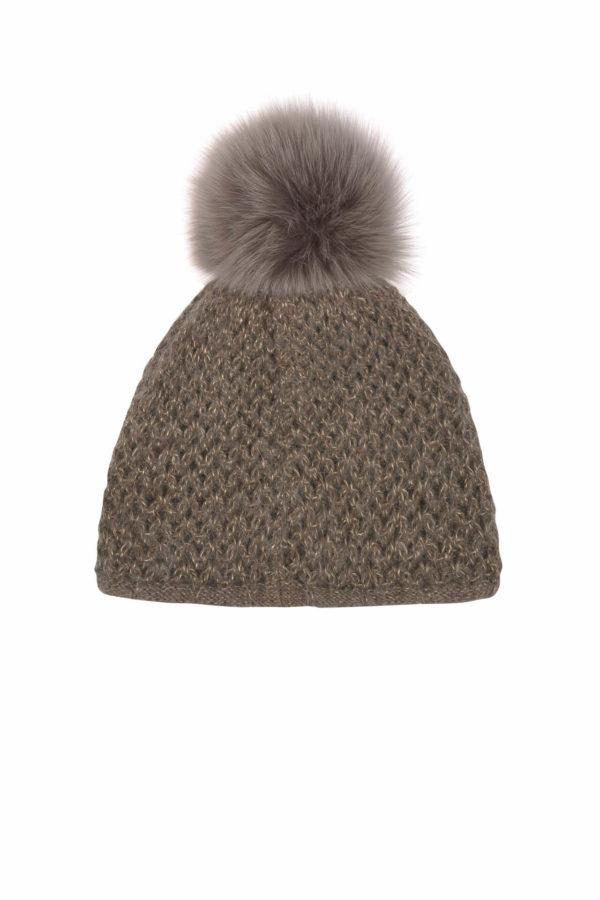 Женская шапка ELEGANCE HAT - фото 2
