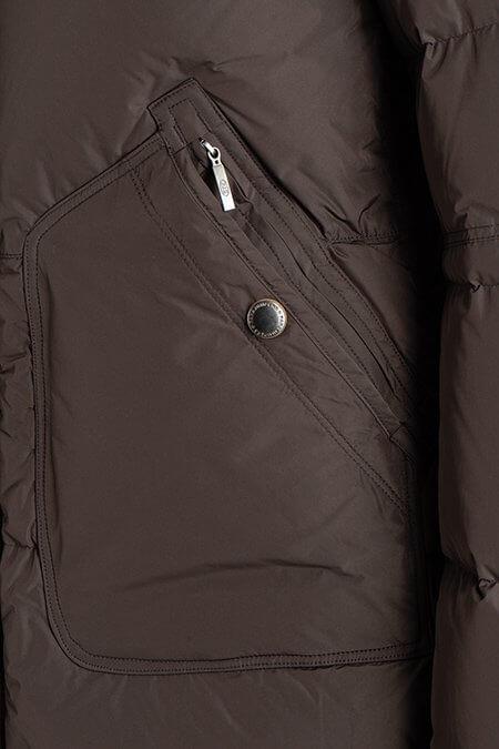 Женское пальто LIGHT LONG BEAR - фото 4
