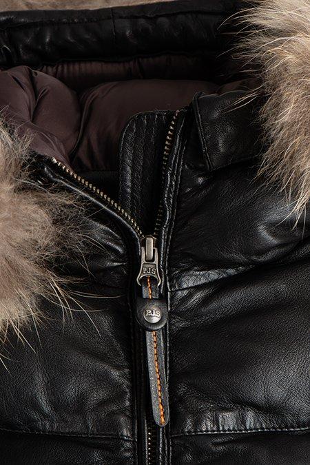 Женская куртка SCARLET LEATHER - фото 4