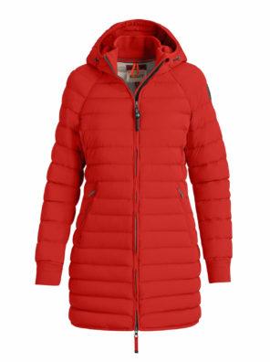 Женское пальто APRIL- красный - фото 11