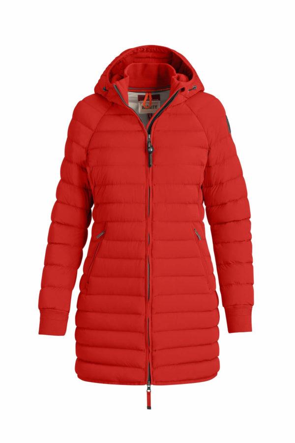 Женское пальто APRIL- красный - фото 1
