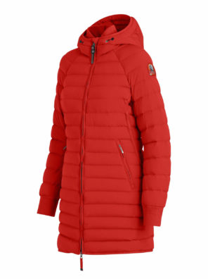 Женское пальто APRIL- красный - фото 12
