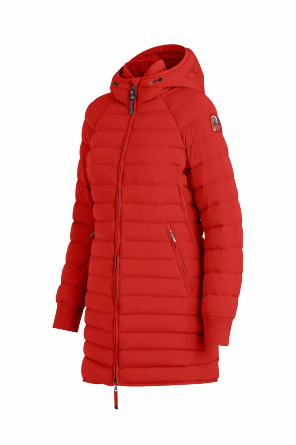 Женское пальто APRIL- красный - фото 2