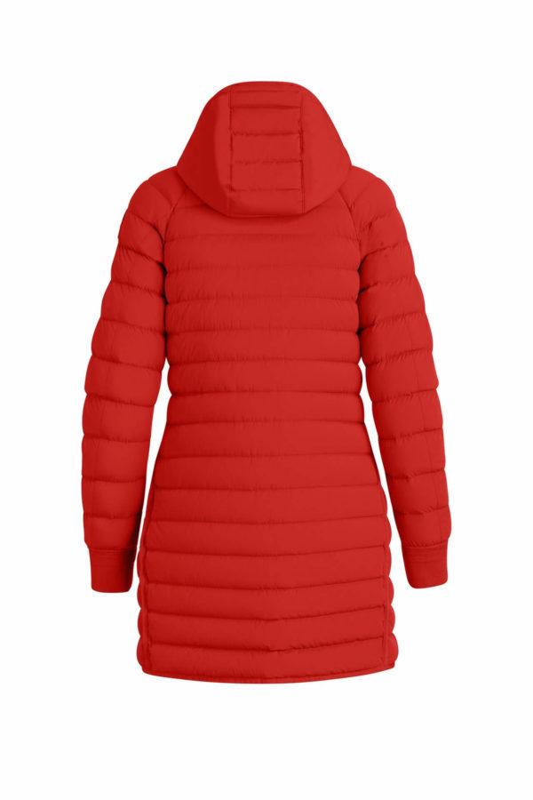 Женское пальто APRIL- красный - фото 3
