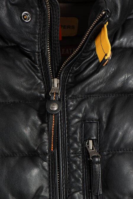 Мужская куртка ERNIE LEATHER - фото 4