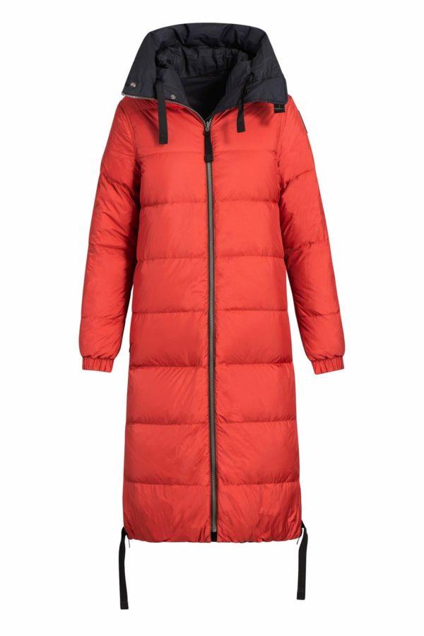 Женское двустороннее пальто SLEEPING BAG - фото 6