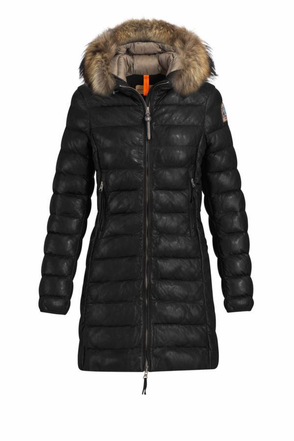 Женское пальто DEMI LEATHER - фото 1