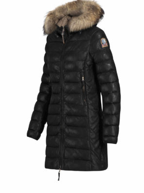 Женское пальто DEMI LEATHER - фото 9