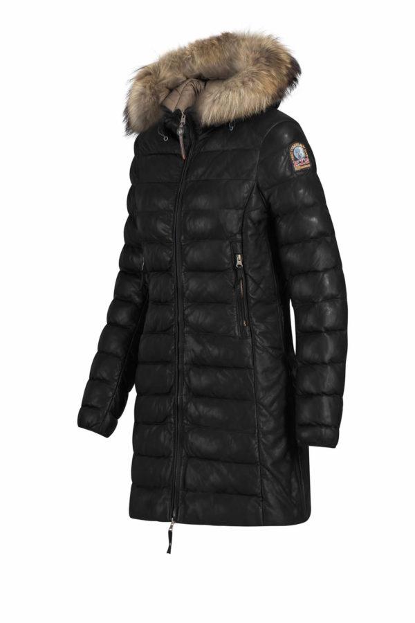 Женское пальто DEMI LEATHER - фото 2