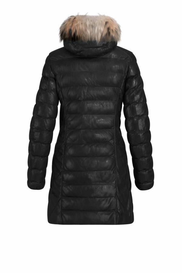 Женское пальто DEMI LEATHER - фото 3