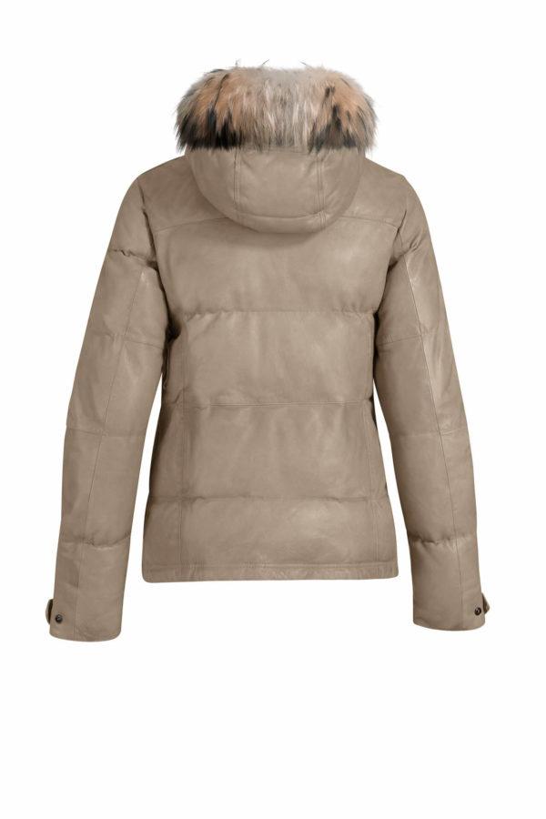 Женская куртка SCARLET LEATHER - фото 3
