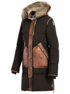 Женское пальто LONG BEAR SPECIAL - фото 11
