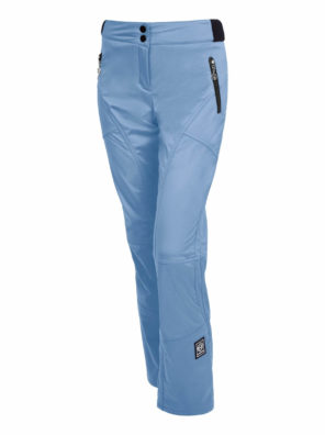 Женские брюки Sportalm-голубые - фото 15