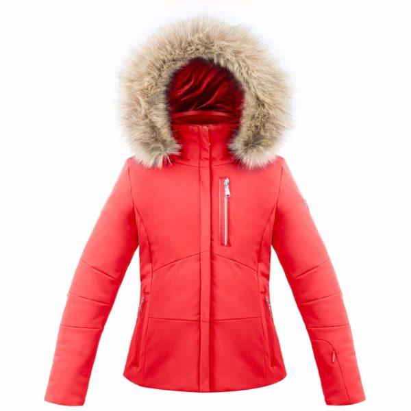 Куртка W17-0802-JRGL/A (для девочки) - фото 1