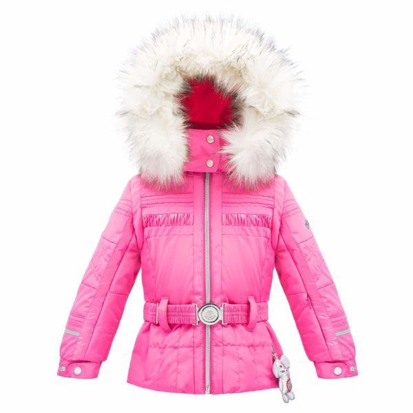 Куртка W17-1002-BBGL/A (для девочек) - фото 1