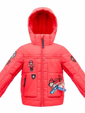 Детская куртка W17-0903-BBBY(для мальчиков) - фото 4