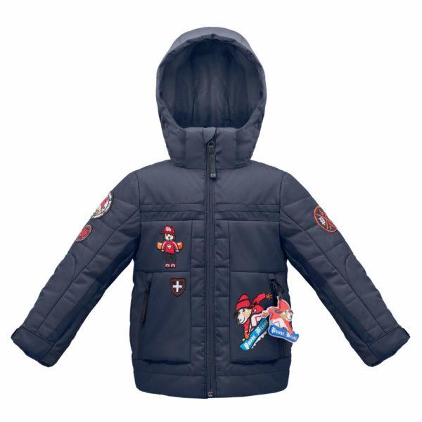 Детская куртка W17-0903-BBBY(для мальчиков) - фото 1