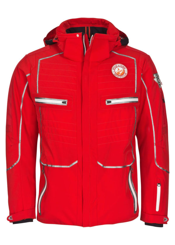 Мужская куртка Sportalm Boreas m. Kapuze - фото 1