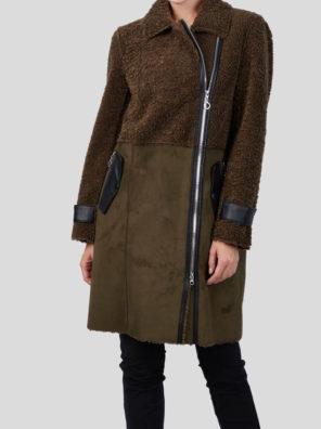 Женское пальто Sandy - фото 7