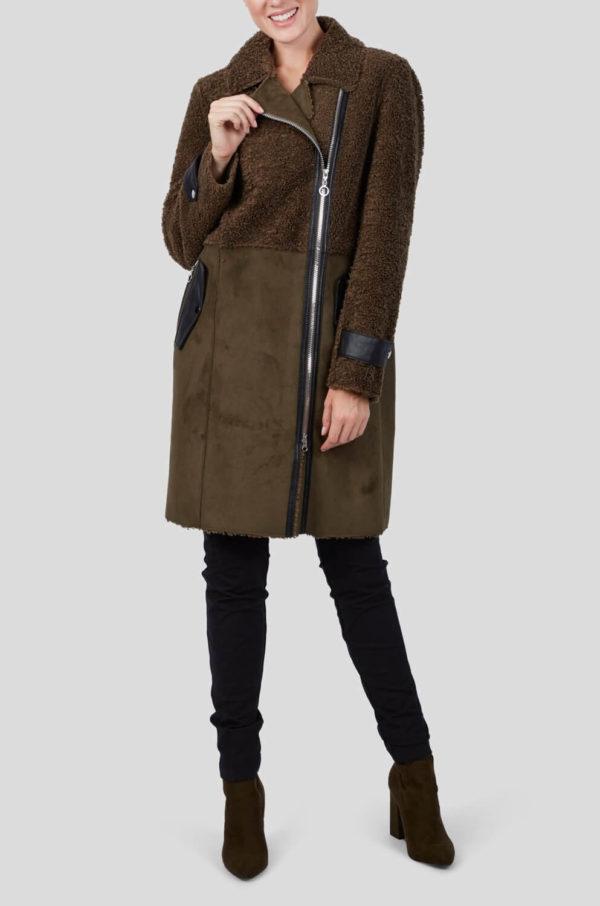 Женское пальто Sandy - фото 4