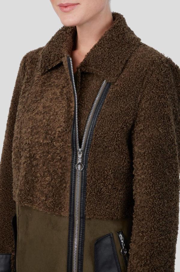 Женское пальто Sandy - фото 6