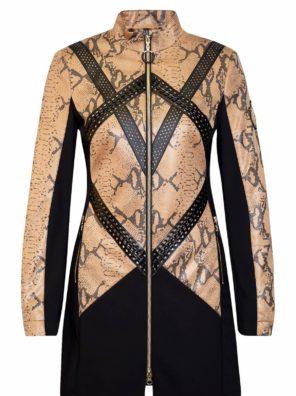 Женское пальто Linnea Druck - фото 3