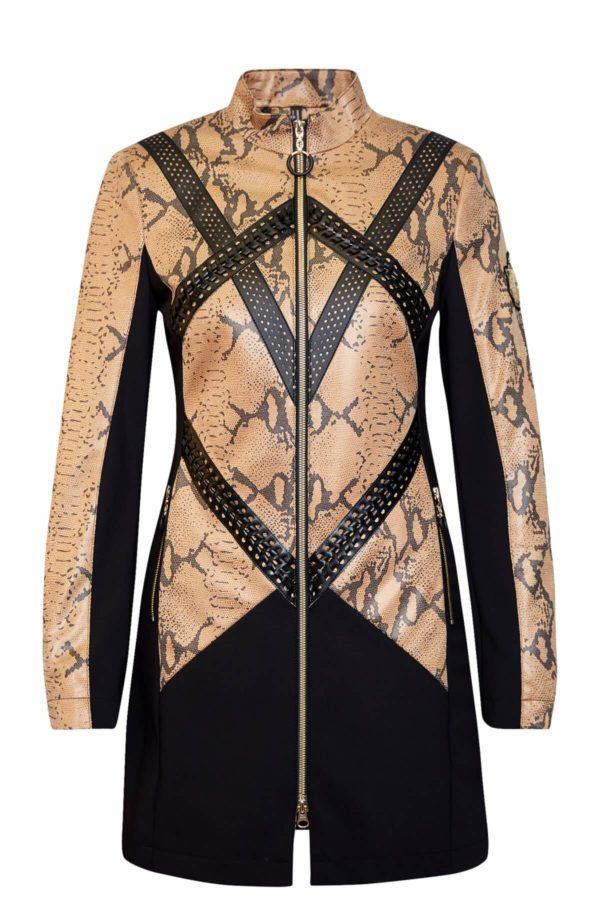 Женское пальто Linnea Druck - фото 1