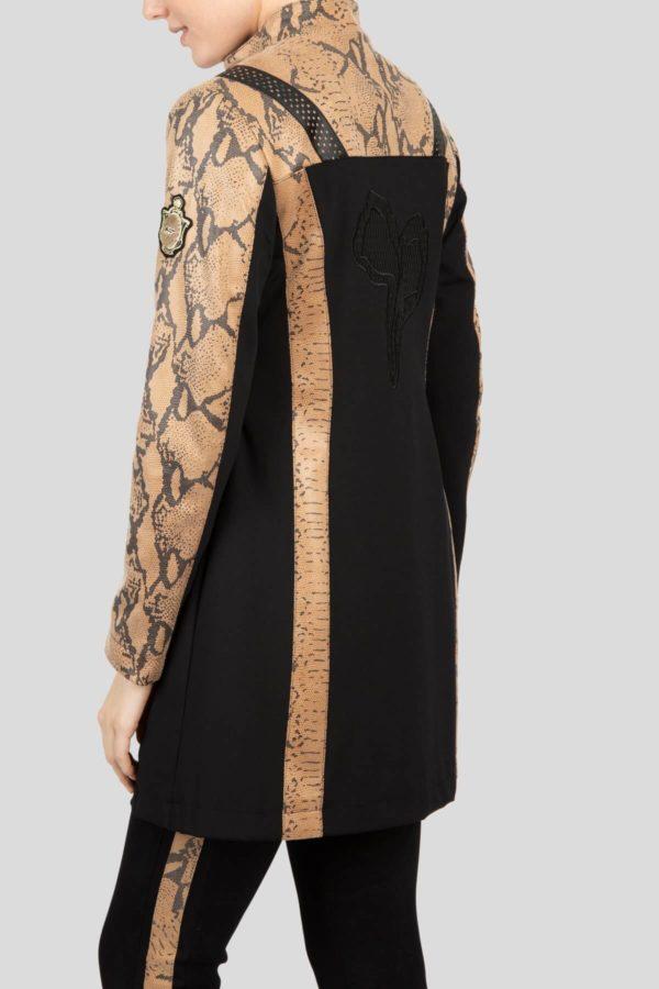 Женское пальто Linnea Druck - фото 4