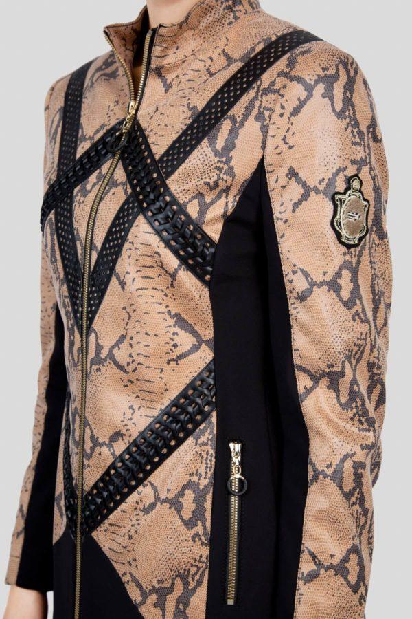 Женское пальто Linnea Druck - фото 5