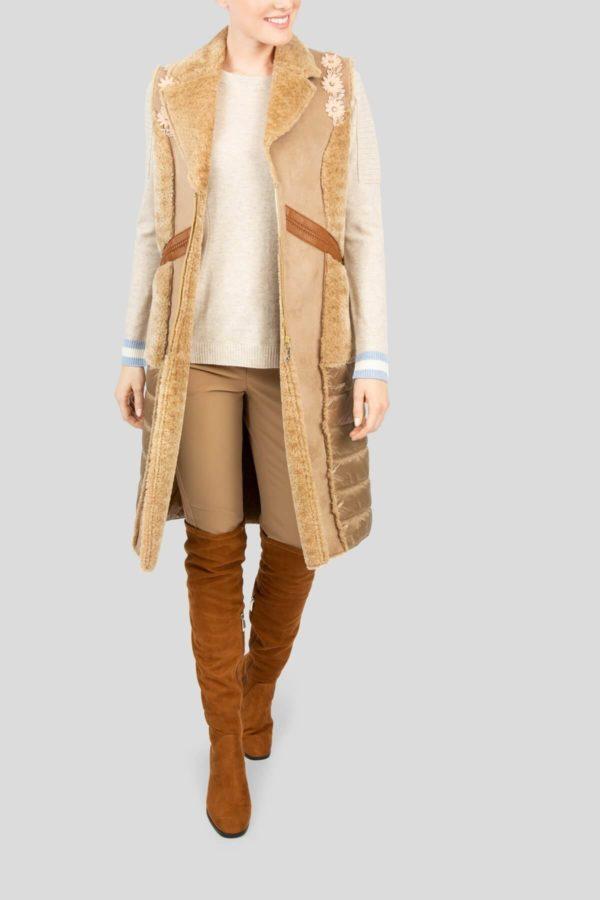 Женское пальто Raisa - фото 3