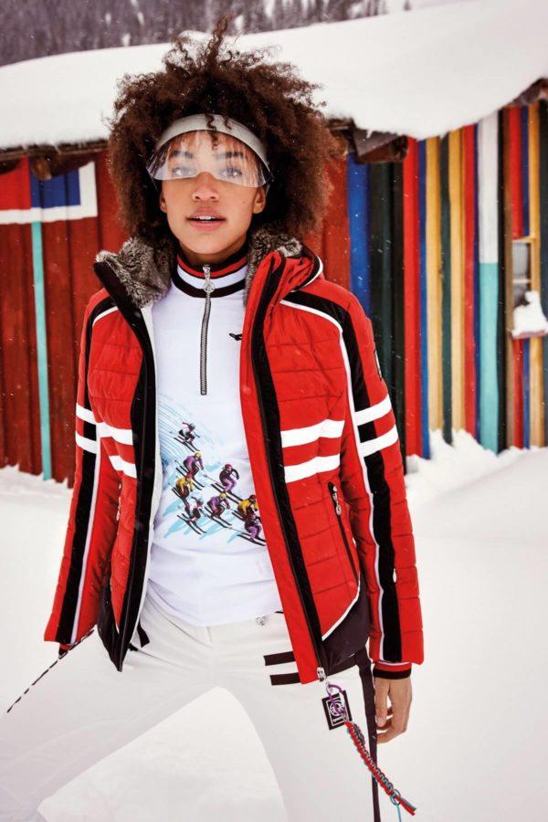 Куртка с мехом Sportalm - фото 7