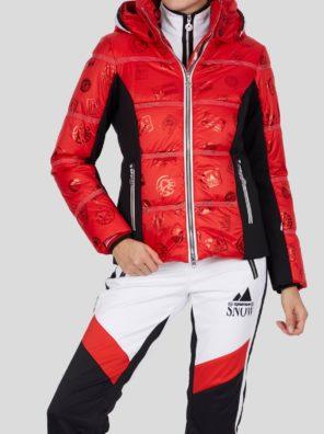 Женская куртка с мехом Sportalm 34141-43 - фото 22
