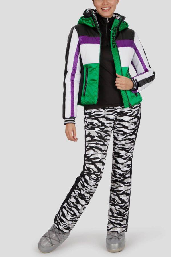 Куртка с мехом Sportalm - фото 4