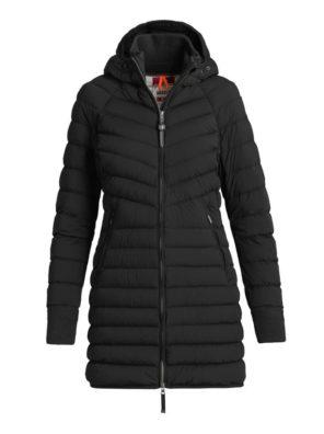 Женское пальто APRIL-черный - фото 16