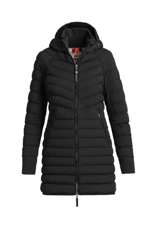 Женское пальто APRIL-черный - фото 1