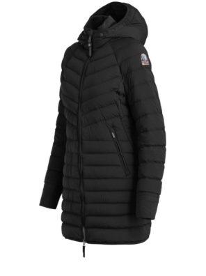Женское пальто APRIL-черный - фото 17