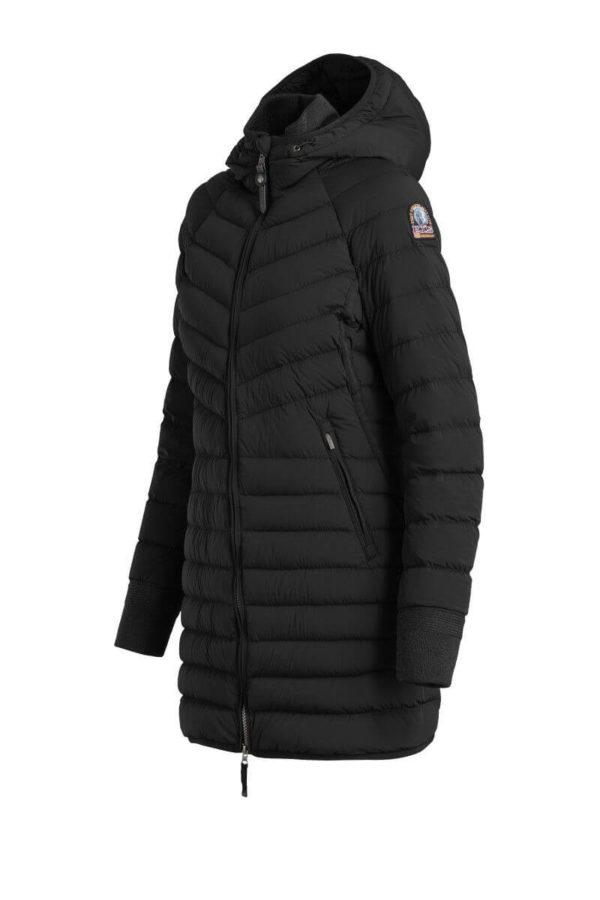 Женское пальто APRIL-черный - фото 2