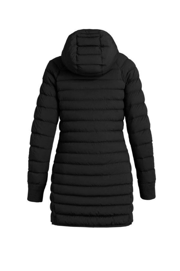 Женское пальто APRIL-черный - фото 3