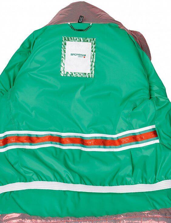 Женская куртка с мехом EDEN - фото 2