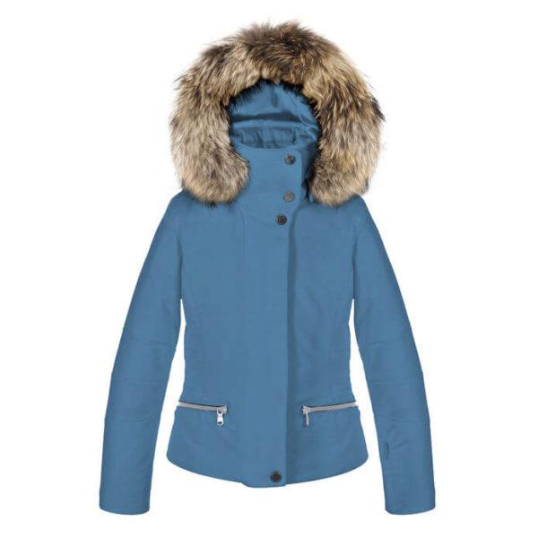 Куртка W16-0802-JRGL/B (для девочки) - фото 1