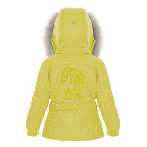 Куртка W16-1000 BBGL-B (для девочек) - фото 2