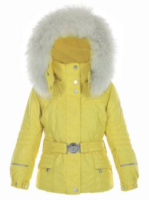 Куртка W16-1000 BBGL-B (для девочек) - фото 7