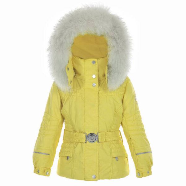 Куртка W16-1000 BBGL-B (для девочек) - фото 1