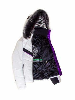 Женская куртка с мехом Sportalm 25147-01 - фото 20